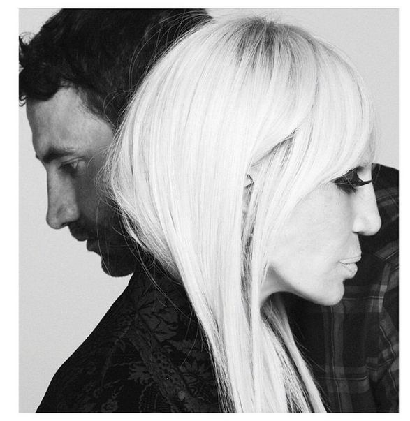 Industry news: Donatella for Givenchy